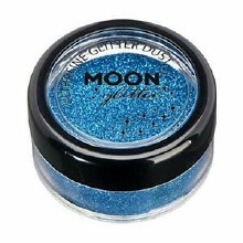 Moon Glitter Dust 5g Blue