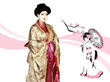 Rental Geisha Costume