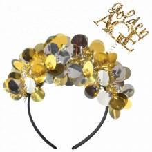 Golden Age Headband