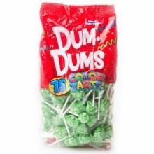 Candy Dum Dums 75ct Sour Apple