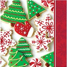 Holiday Treats Lunch Napkins ~ 16 Pack