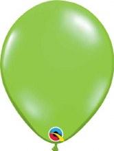 Latex Balloon 11in Jewel Lime