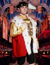 Rental King Henry VIII Costume
