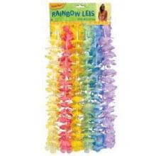 Leis Rainbow 6pk