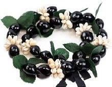 Kukui Nut & Shell Necklace