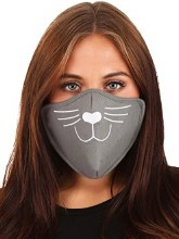 Cat Mouth Face Mask