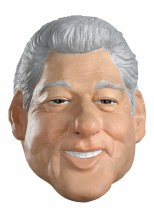 Mask Bill Clinton