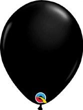 Latex Balloon 11in Matte Black