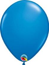 Latex Balloon 11in M Dark Blue