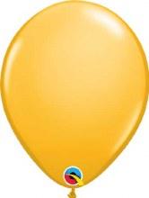 Latex Balloon 11in M Goldenrod