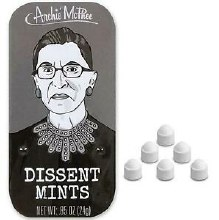 RBG Dissent Mints