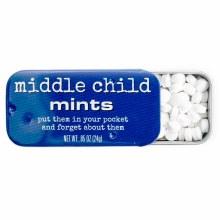 Mints Middle Child