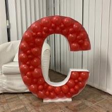 Mosaic Frame w/ Balloons C