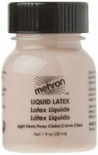 Liquid Latex Tan 1oz Carded