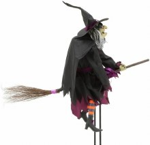 Prop Flying Witch Fancy