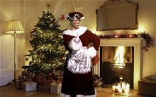 Rental Mrs. Clause Costume