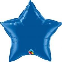 "Star ~ 20"" Sapphire Blue"