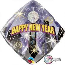 "Happy New Year Ball Drop ~ 18"""
