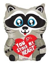 "Sweet Raccoon You Stole My Heart ~ 18"""