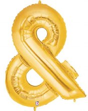 "Megaloon Gold Symbol ""&"""