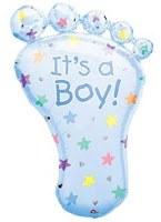 """32"""" Baby Foot ~ It's a Boy!"""