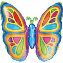"""Jewel Butterfly ~ 25"""""""