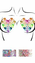 Body Jewels Pasties Prism