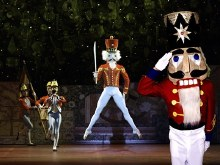 Rental Nutcracker Mascot Adult