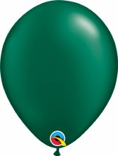 Latex Balloon 11in Prl Forest