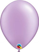 Latex Balloon 11in Pl Lavender