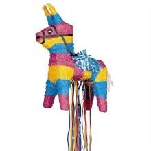 Donkey Pullstring Pinata