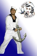 Rental Sailor Costume