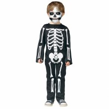 Scary Skeleton 3T-4T