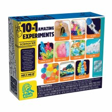Science Kit 10 Experiments