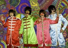 Sgt Pepper Blue Rental