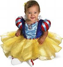 Infant Snow White 12-18 Month