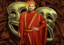 Rental Spanish King Costume