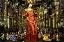 Rental Spanish Queen Costume