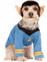 Spock Pet Costume Med