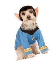 Spock Pet Costume Sm