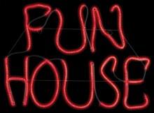 Neon Sign Fun House