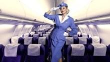 Rental Stewardess Costume