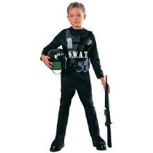 Swat Team Child Sm