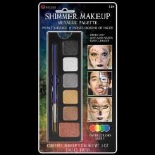Shimmer Metallic Palette