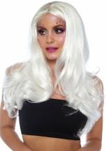 Wig Ashley White