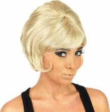 Wig Beehive Blond