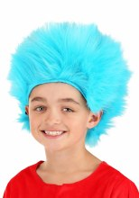 Wig Thing 1 & 2 Child