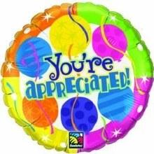 "You're Appreciated ~ 18"""