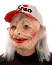 Mask Bingo Old Woman