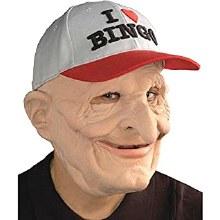 Mask Bingo Old Man